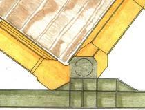 Sketch ribaltatore blocchi marmo e granito